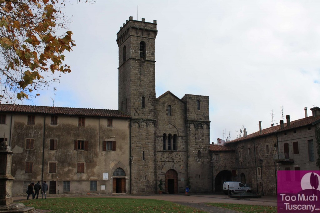 Abbey of San Salvatore