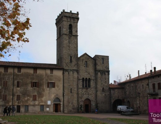 Abbey of San Salvatore