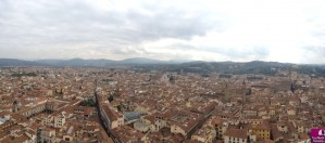 Panoramic Florence - View from the Cupola