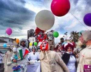 Histeria - The Carnevale di Viareggio 2014