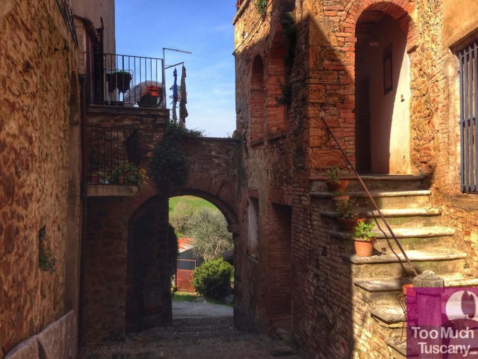 Corner of Montisi