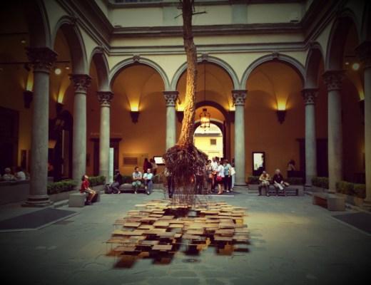 Contemporary art at Palazzo Strozzi