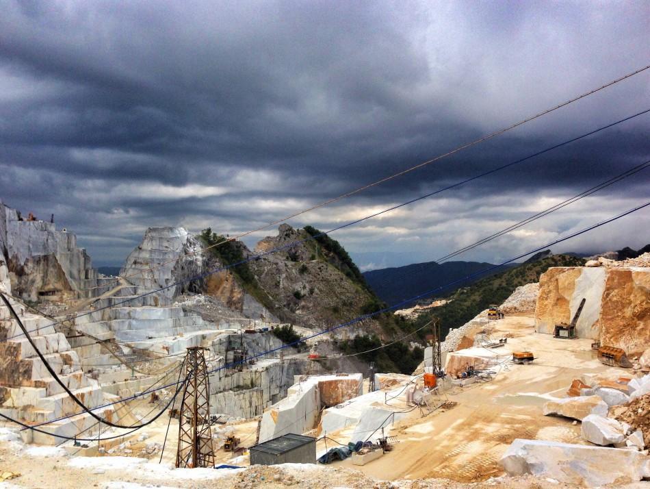Carrara Marble Quarries Tour:Discover Marble Quarries