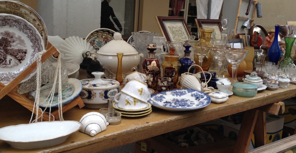 Antique Fair in Tuscany
