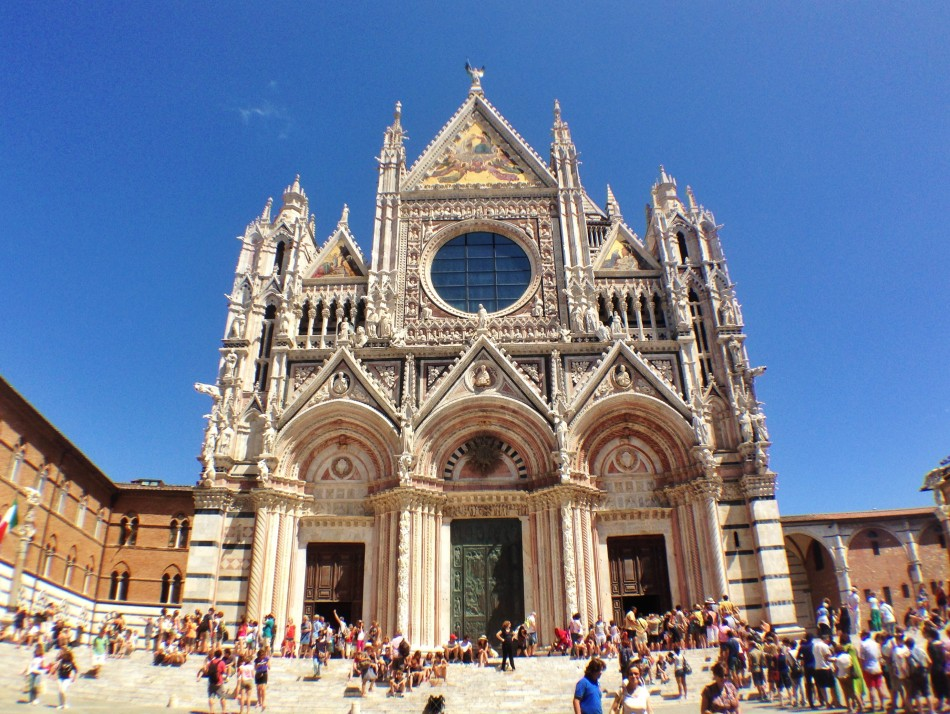 The majestic Duomo of Siena