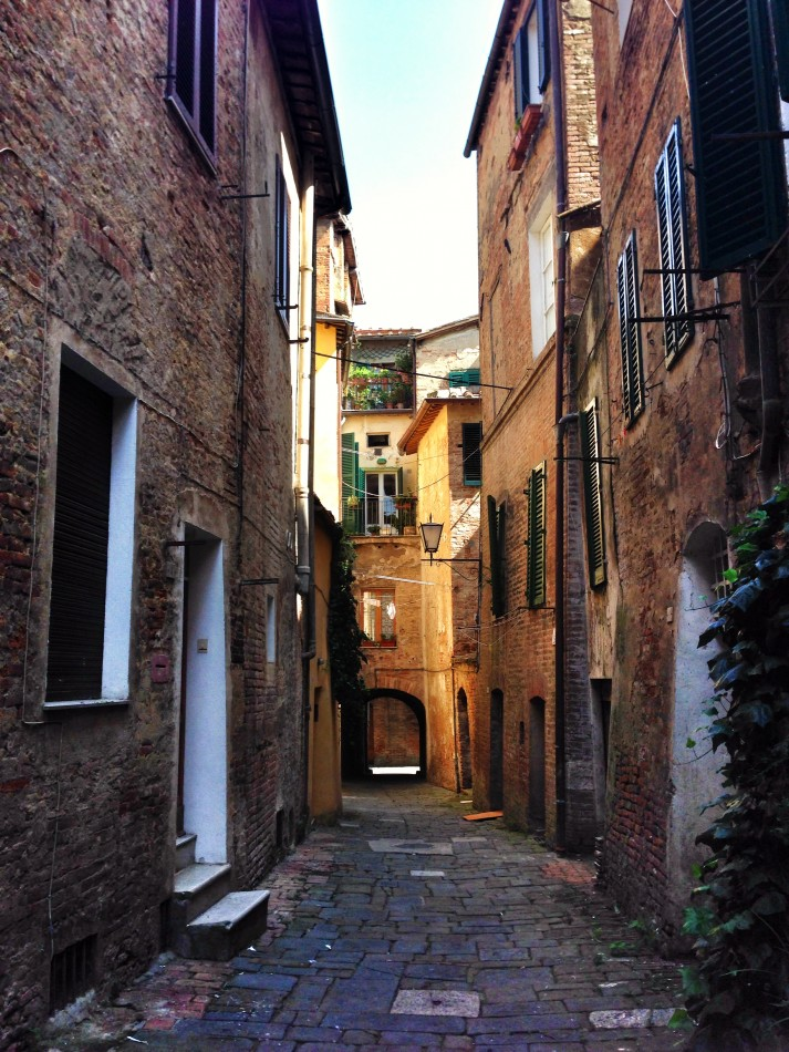 Siena off-the-beaten paths