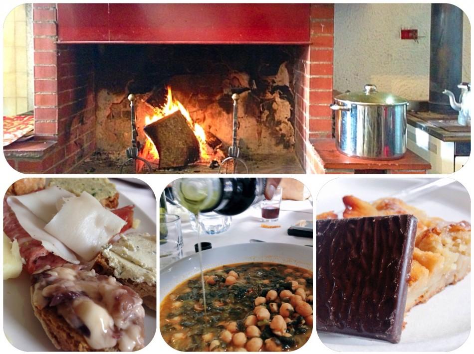 Lunch at Monna Goivannella