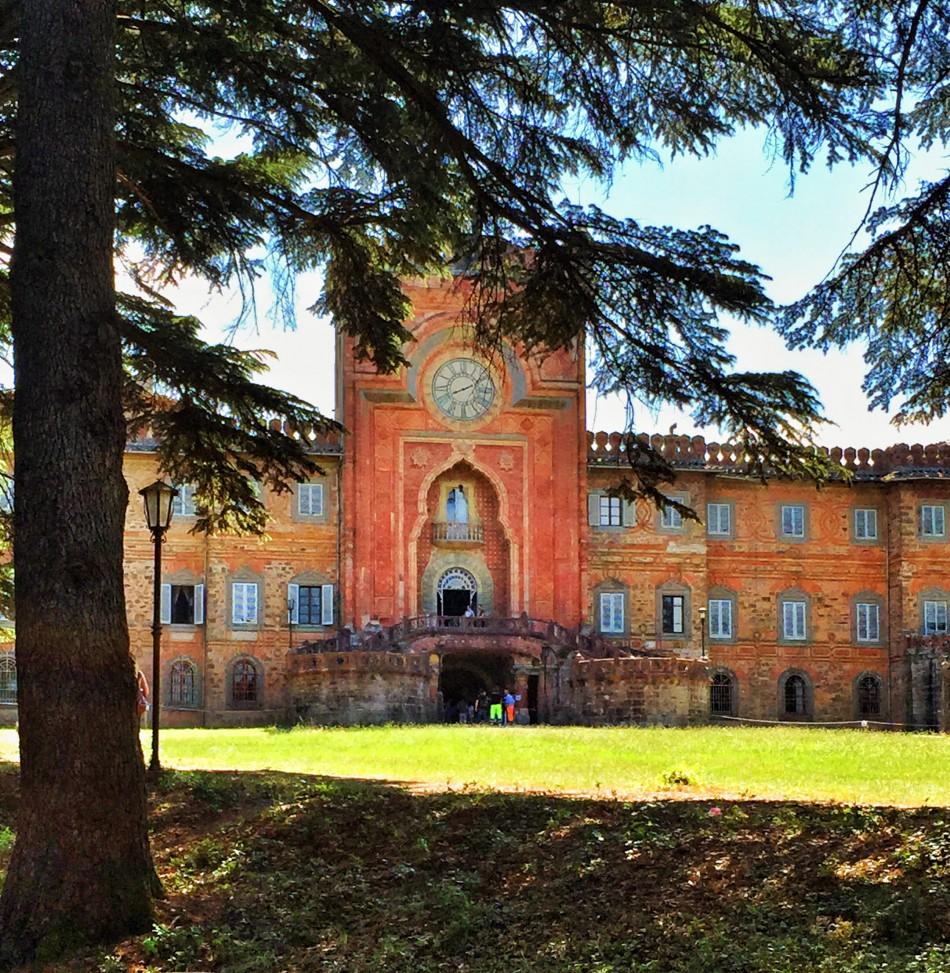 The Castle of Sammezzano