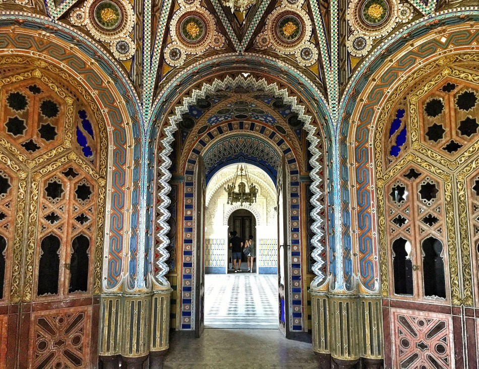 Castle of Sammezzano