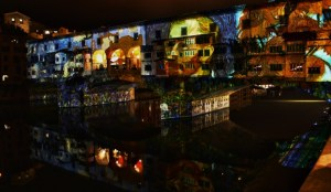 Van Gogh - Ponte Vecchio FLight Festival 2015