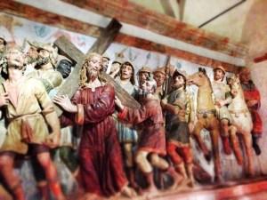 Terracotta in San Vivaldo