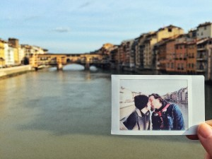 In love in Florence