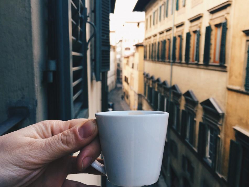 Buongiorno from Borghese Palace