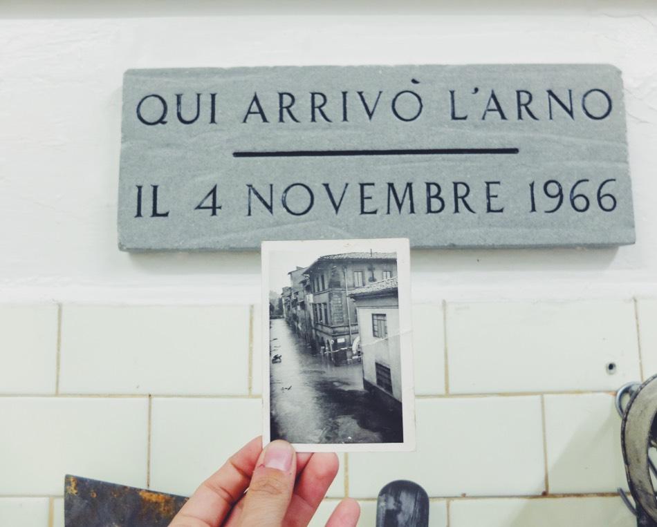 1966 Flood in Oltrarno
