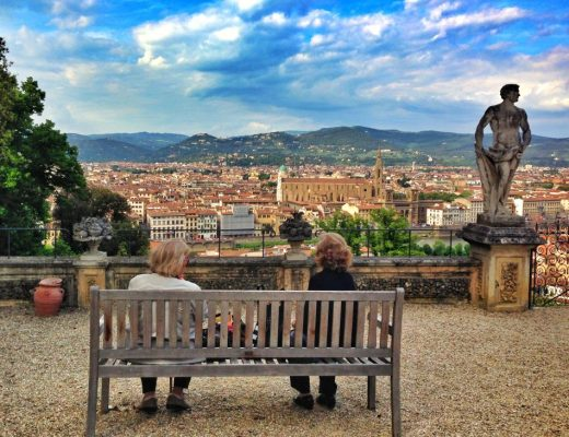 Florence from Bardini Garden