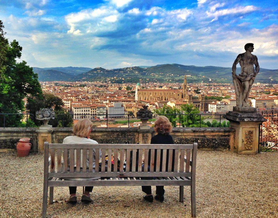 Florence from Bardini Garden