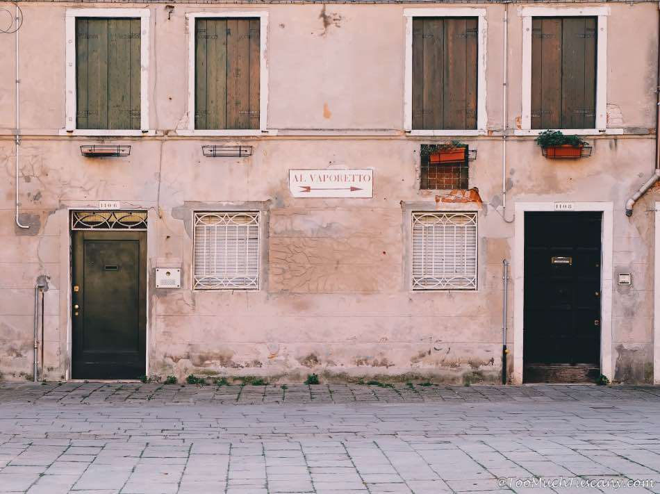 Get oriented in Venice