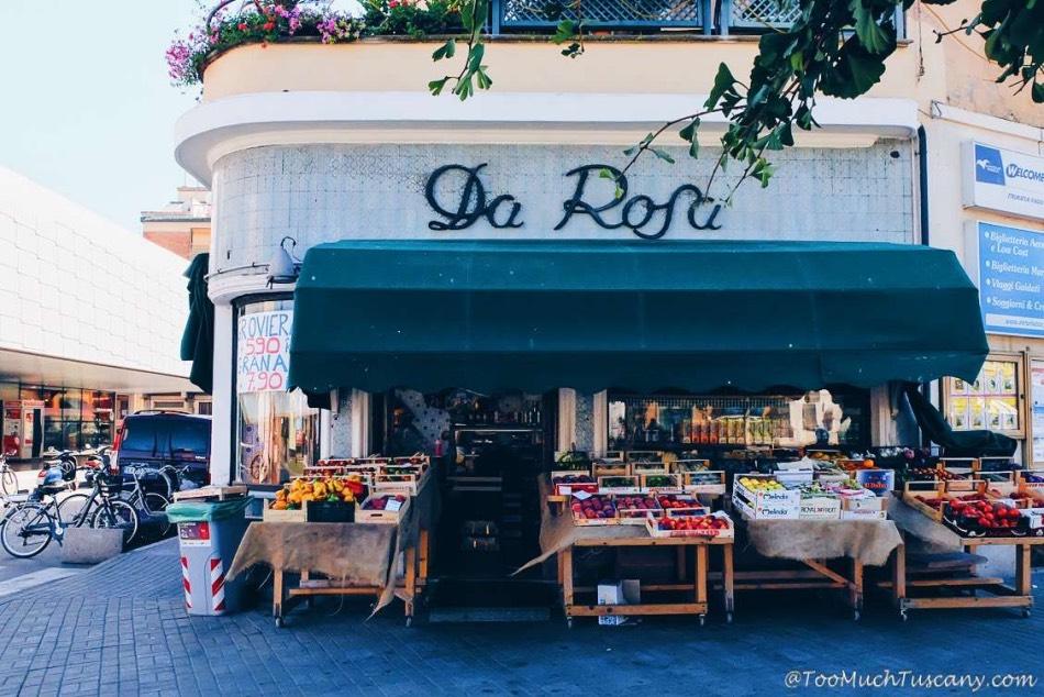 Piombino - Grocery shop