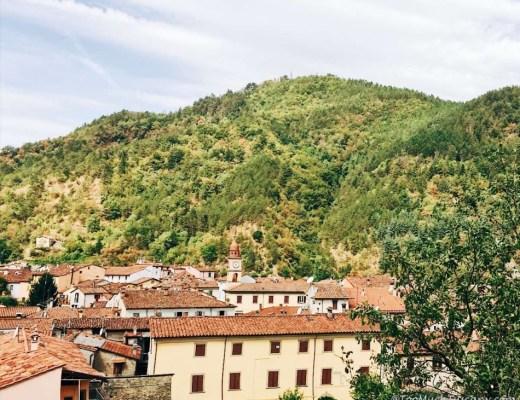 Marradi in Mugello Tuscany