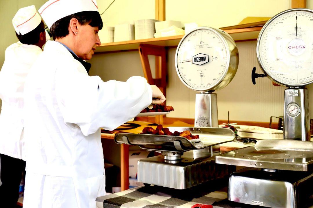 Sagra delle frittelle Montefioralle
