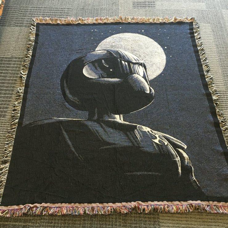 Toonami Blanket