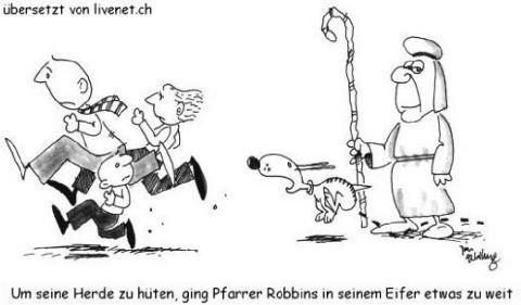 Cartoons Auf Deutsche von Cartoonist Tim Walburg