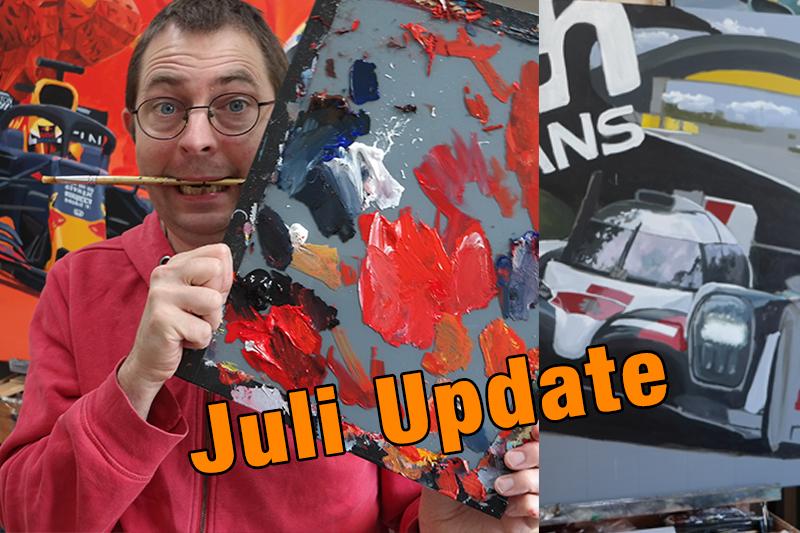 Juli Update