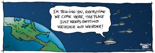 Aliens sort of