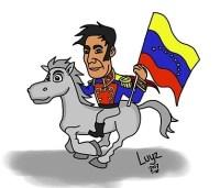 Simon Bolivar Niño Para Colorear Simon Bolivar Para Colorear De
