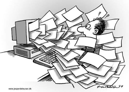 e–mails ¿Como administrarlo?