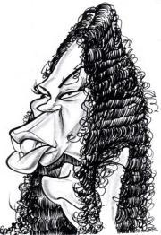 brungki curly hair cartoon