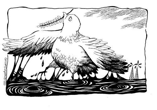 Ecowar: Oil: Enslavement, repression, revolution