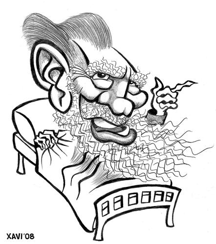 Fidel Castro Cartoons