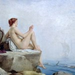The Siren, Edward Armitage 1888