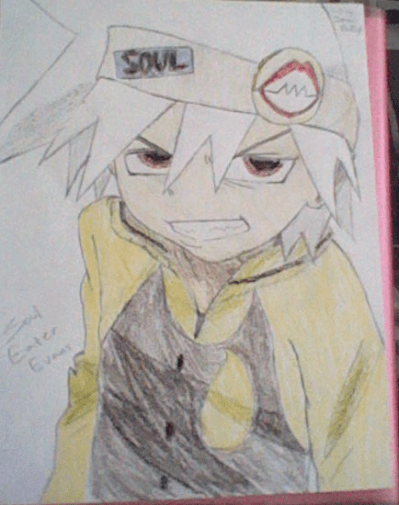 Souleater Evans by Madd Moni