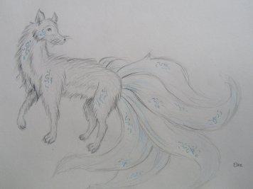 kitsune_by_elkelories-d7b5g7w