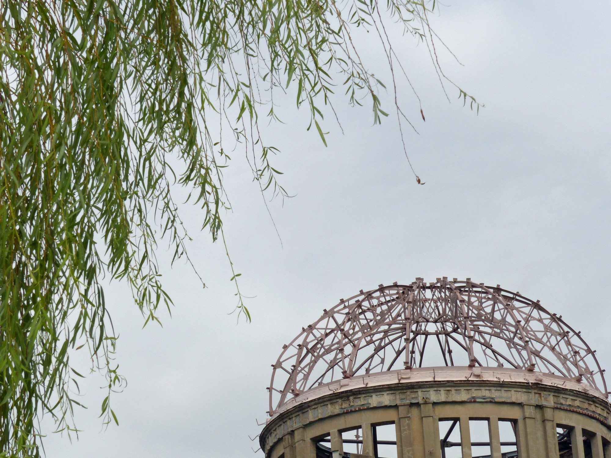 Roof of the Atomic Bomb Dome
