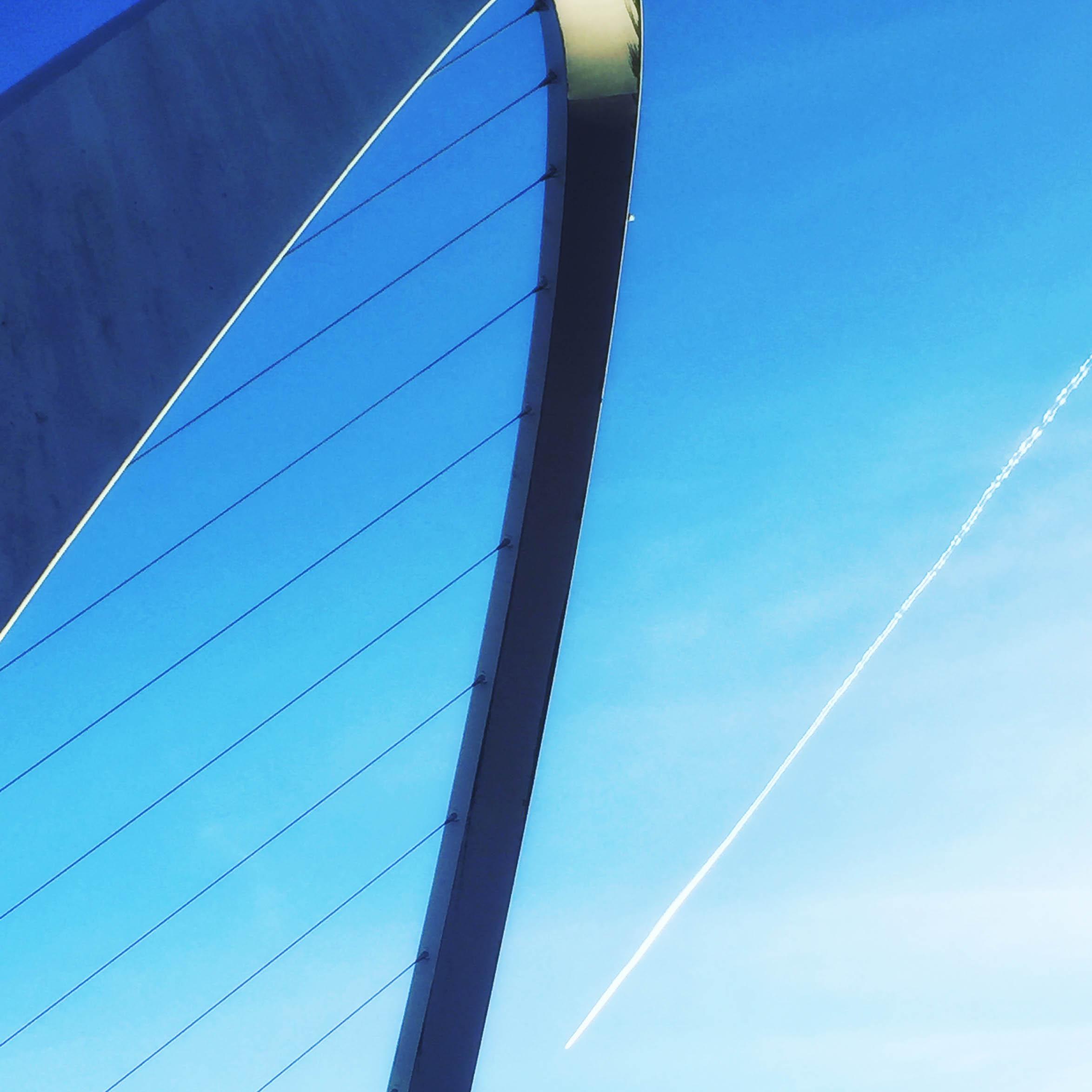 Modern bridge structure