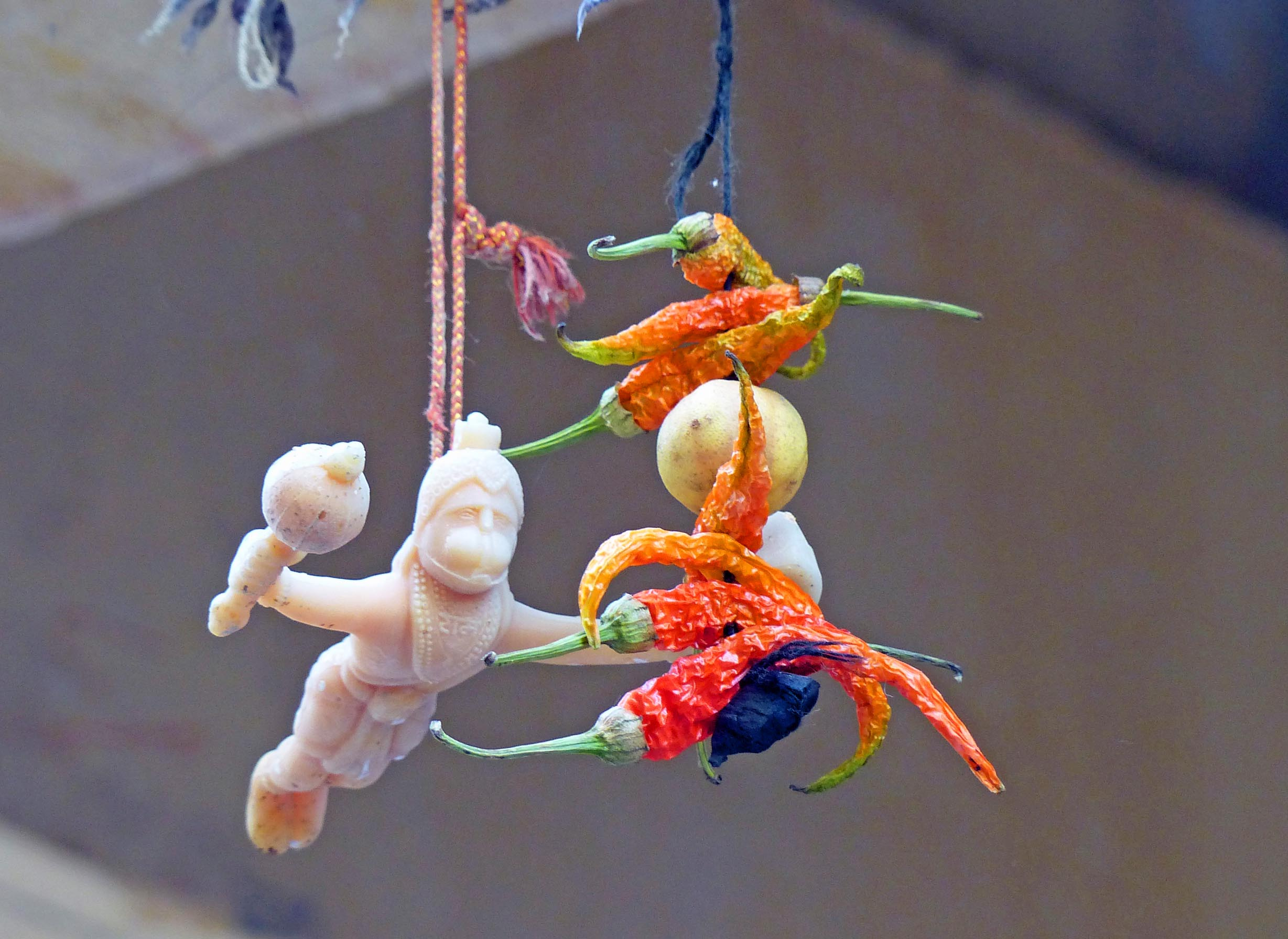 Small hanging ornaments