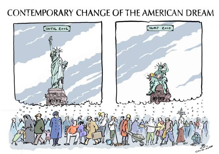 Contemporary Change the American Dream
