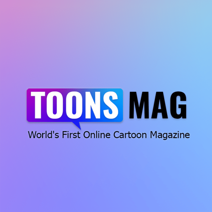 Support for Toons Mag