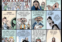 Ten Reasons We're Against Unions, Comic By Barry Deutsch