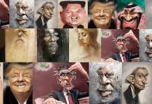 Interview with caricaturist Adnane Jabir
