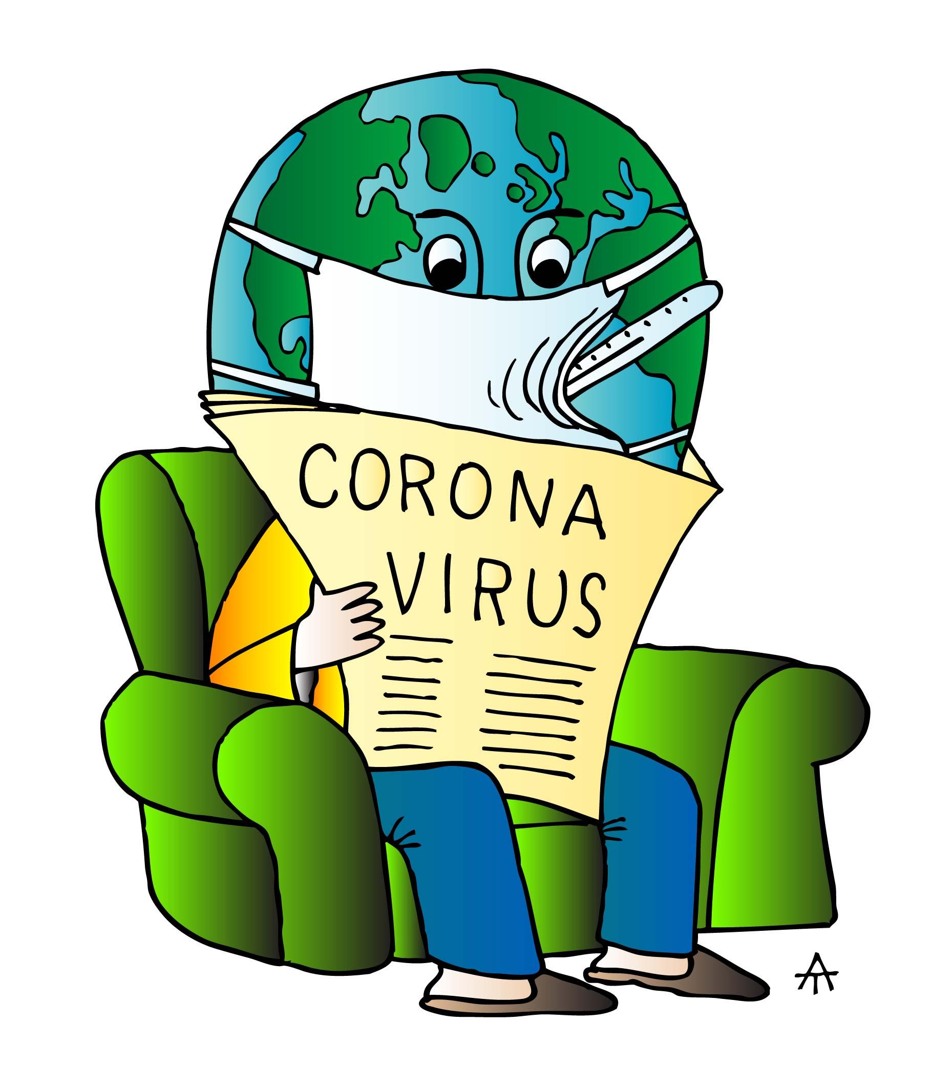 Scared Of Coronavirus
