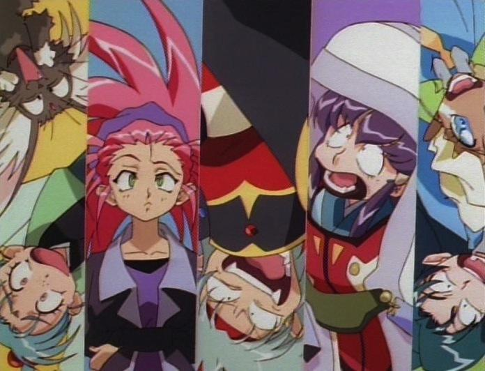 Image result for Tenchi In Tokyo