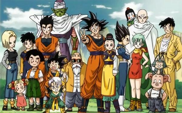 Toei Announces New quotDragon Ballquot Series for July 2015