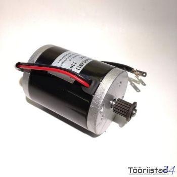 Elektrimootor 24V 120W 2750rpm rihmaga 6812