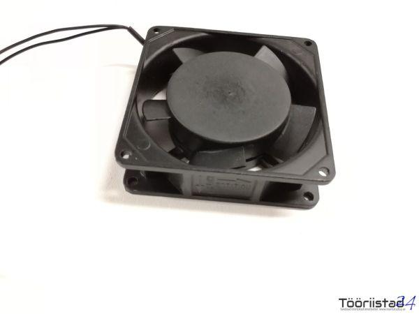 Ventilaator 92x92x25 mm 230V