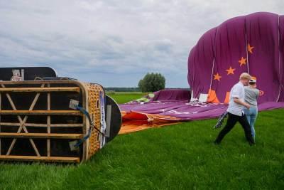 Culiair Sky Dining - landing ©Manon de Boer