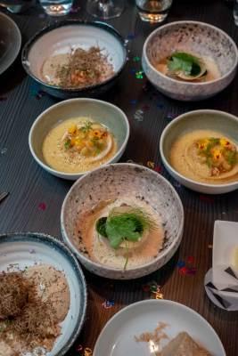Restaurant-Zuyd-jubileummenu-2 | ©Toost aan Tafel